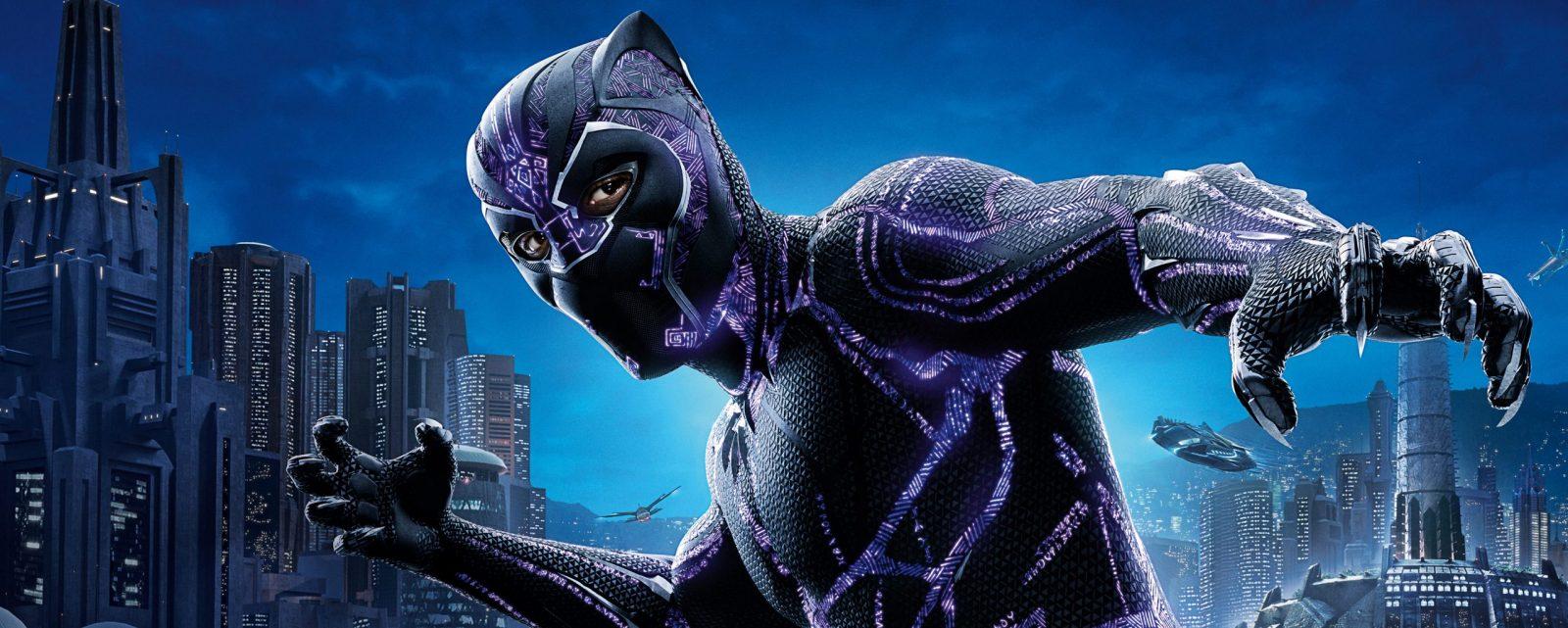 """Inspelningen av """"Black Panther 2"""" börjar i juli"""