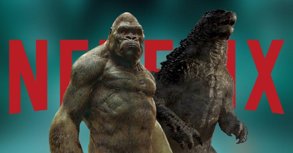 HBO Max och Netflix slåss om strömmande rättigheter för 'Godzilla vs. Kong'